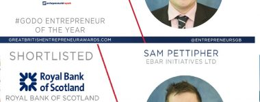 EBar Co-Founder shortlisted for RBS GB Entrepreneur of the Year