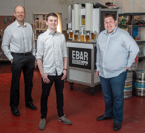 EBar launches £175,000 Crowdfunding Campaign